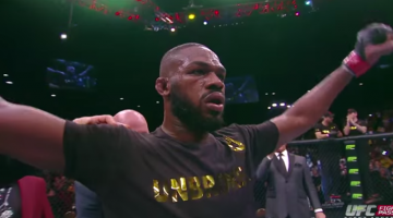 UFC Champ Jon Jones Goes To Rehab Because He Doesn't Know How Cocaine Works