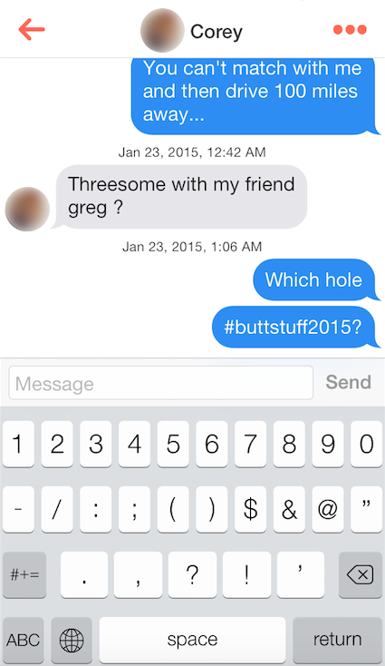 Total Frat Move | Ridiculous Tinder Pickup Lines, Part 29