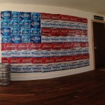The American wall of beer. TFM.