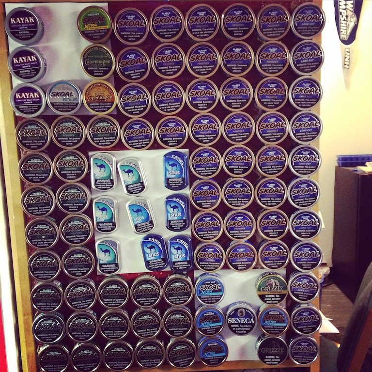 The dip wall from your first semester. TFM.