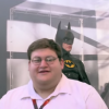 Real Life Peter Griffin Went To Comic Con And Stole The Show