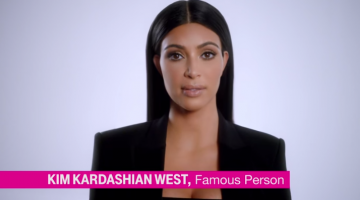 Kim Kardashian Makes Fun Of Her Vanity, Shows Off Her Donk In Leaked Super Bowl Commercial