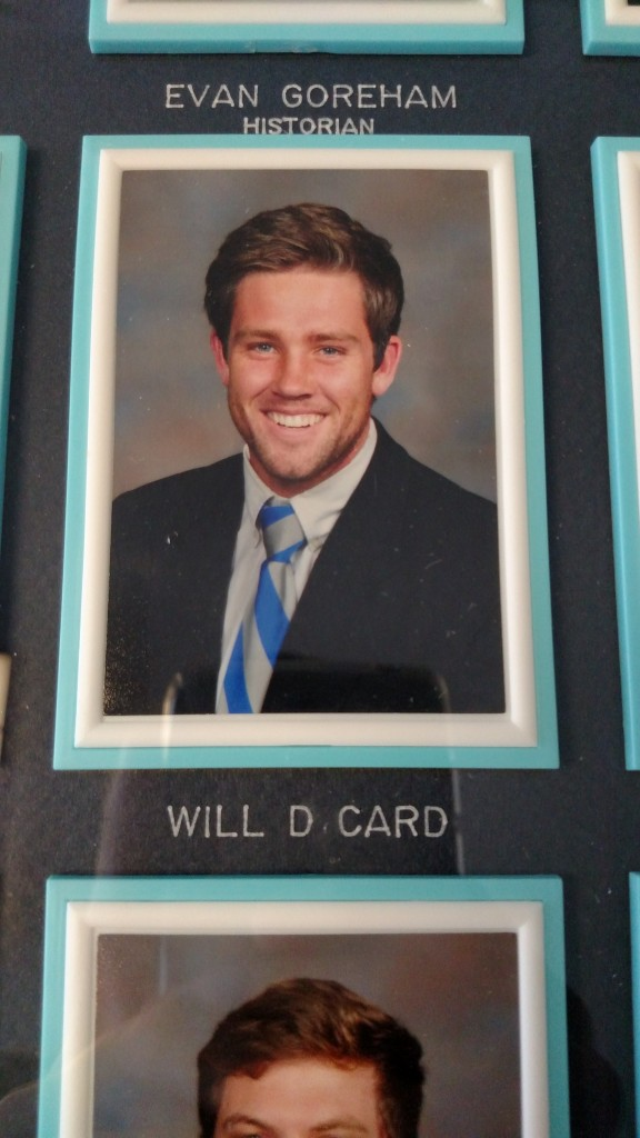 Being a Wild Card. TFM.