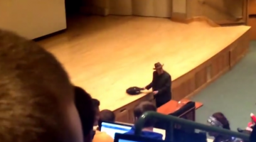 Professor Who Wears Indiana Jones Hat Every Day Gets His Own Theme Song