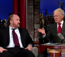 Comedian Louis CK Gives His Hot Sports Take On Deflategate