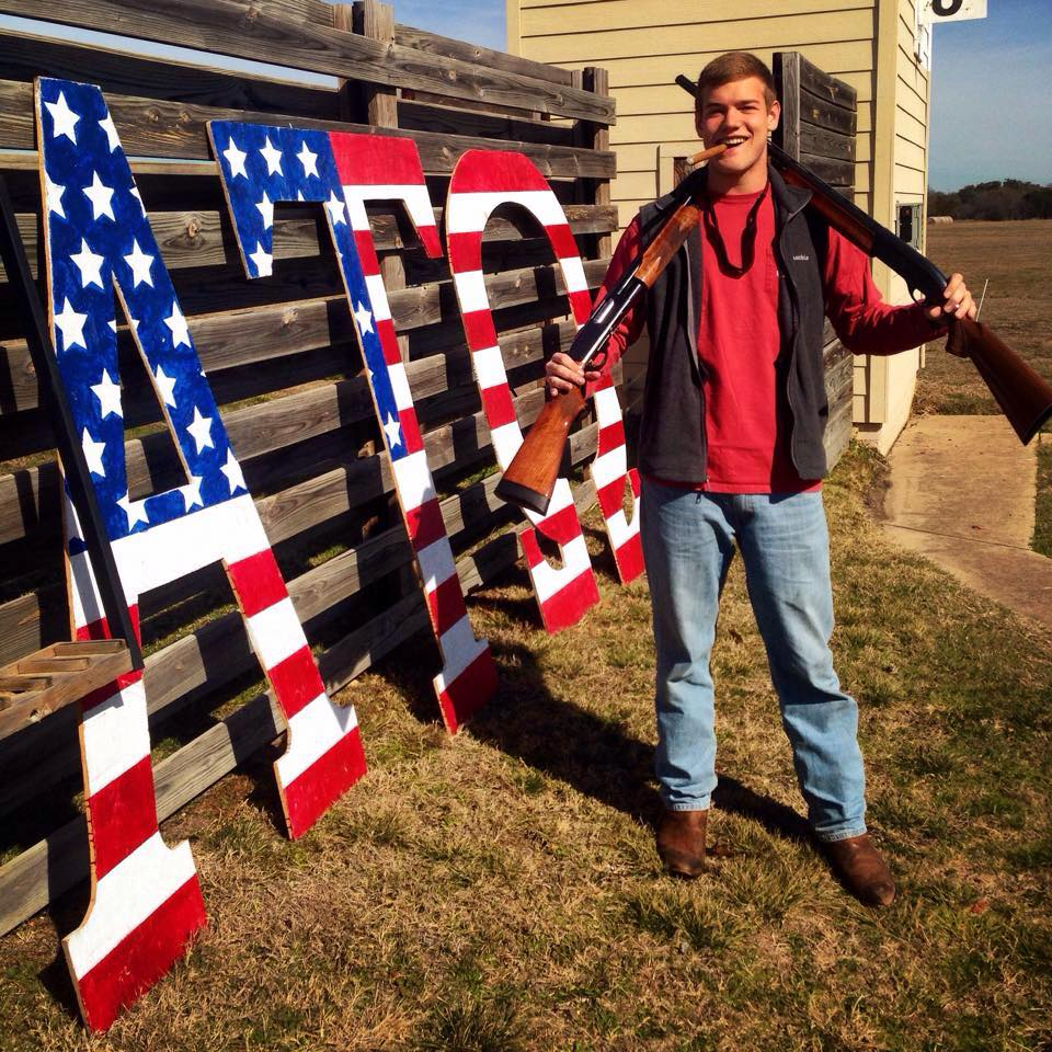 Having a Texas state of mind. TFM.
