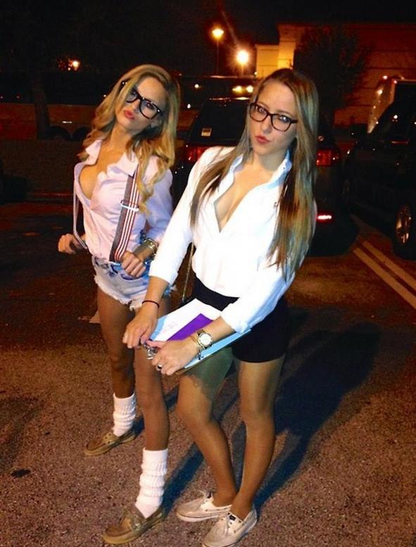 Hot university babes