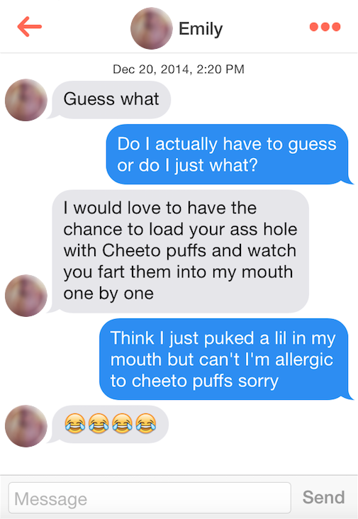 Total Frat Move | Ridiculous Tinder Pickup Lines, Part 26