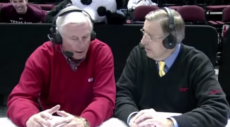 VIDEO: Bobby Knight Went Full Bobby Knight During Last Night's SMU-Temple Broadcast