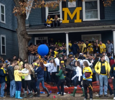 Michigan Fraternity Asks Sorority To Be Tailgate Partners With Amazing Powerpoint
