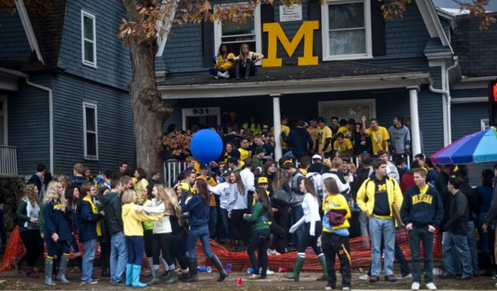 University Of Michigan Sororities