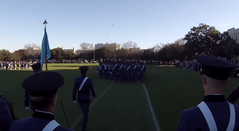 Hazing Scandal Hits The Citadel