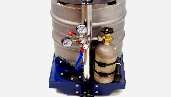 New Remote Controlled Robot Carries A Keg Around, Brings Beer Right To You