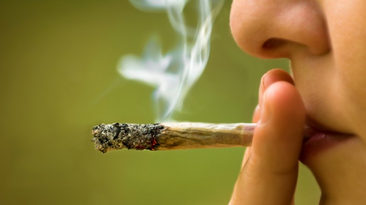 Weed Is Now Legal In D.C., But Uptight Assholes In Congress Want To Break Up The Party