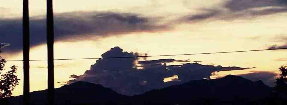 It's not a sniper cloud. It's just Chris Kyle protectin' the heavens. TFM.