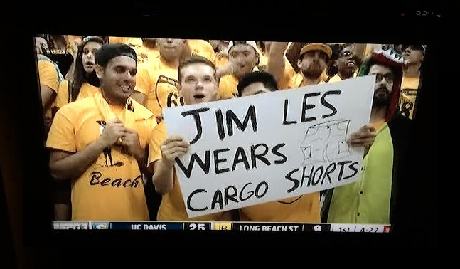 Telling it how it is. TFM.