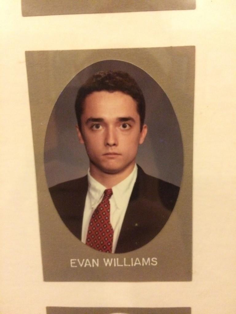 Evan Williams. TFM.