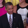 "Barack Obama Does His Best Rendition of T.Swift's ""Shake It Off"""
