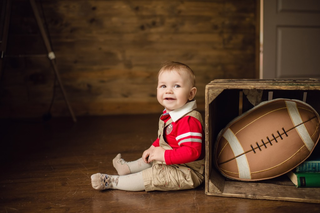 Houston Texans Dad Writes Hilarious NFL Scouting Report For His Infant Son