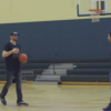 Eric Decker And Kevin Love Came Together For Some Insane Trick Shots