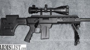 Guy Posts Greatest Ad For His Sniper Rifle Ever, May Cause An American Boner