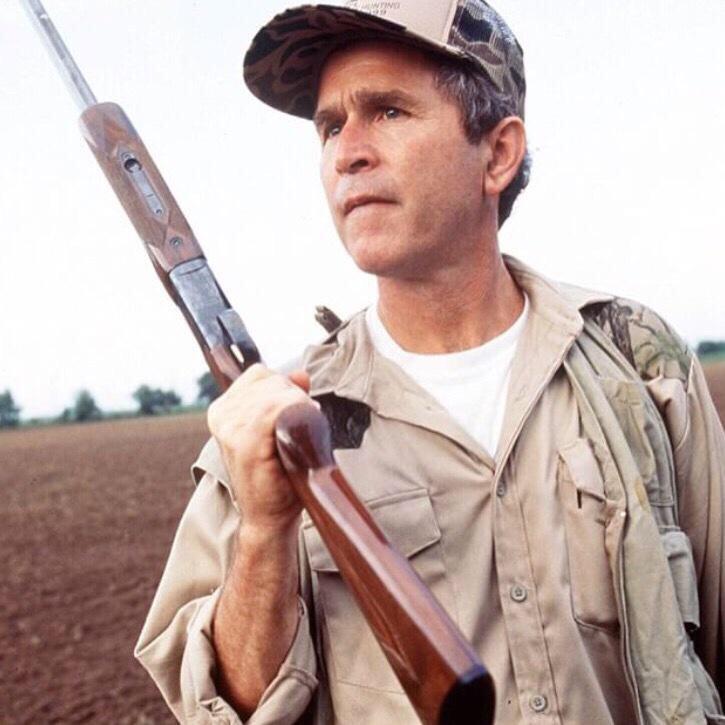 George W. Bush. TFM.