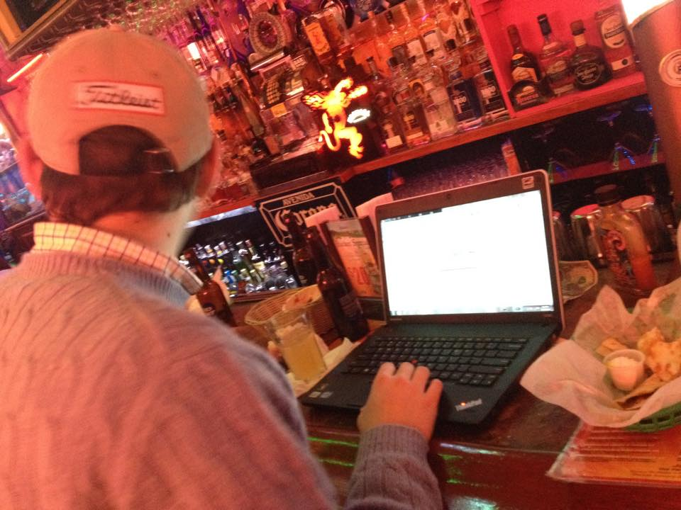 Online exams not keeping you from the bar.  TFM.
