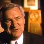The Late Dean Smith Left A Cool Gift In His Will For All Of His Former Players