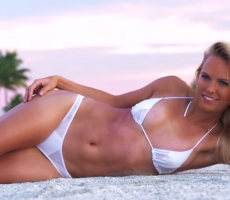 Behind-The-Scenes Video Of Carolina Wozniacki's SI Swimsuit Shoot Is Drop Dead Sexy