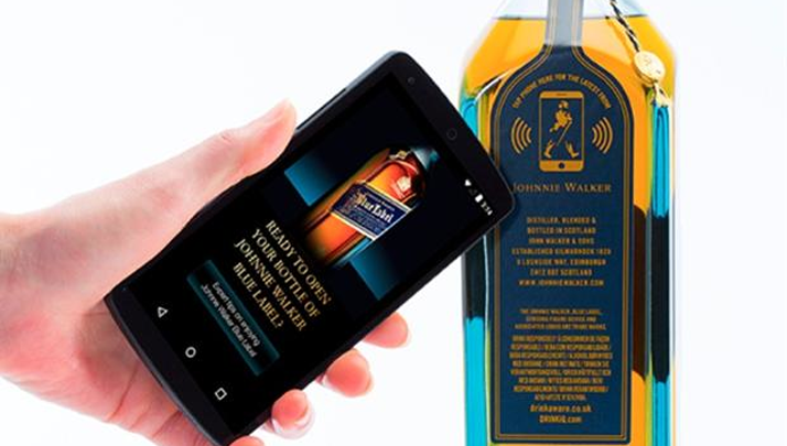 "The First ""Smart Bottle"" For Liquor Is Here To Forever Change The Way You Drink"