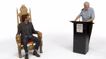Daniel Tosh Had His Fans Roast Him With Tweets And The Results Are Hilarious