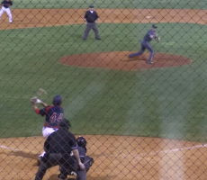 HS Baseball Team Turns Crazy Double Play When Liner Bounces Of Centerfield's Head
