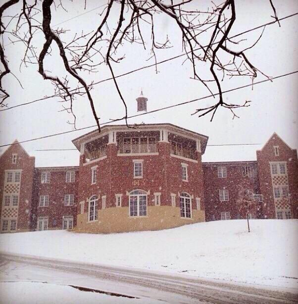 University of Arkansas FIJI. TFM.