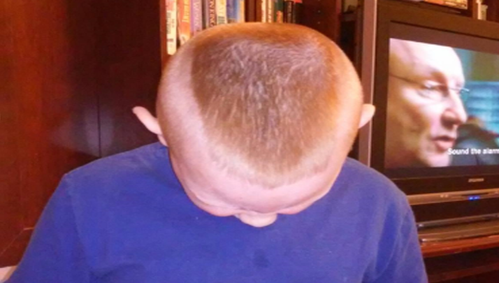 7-Year-Old Honors Army Brother With Military Haircut, School Forces Him To Shave It Off