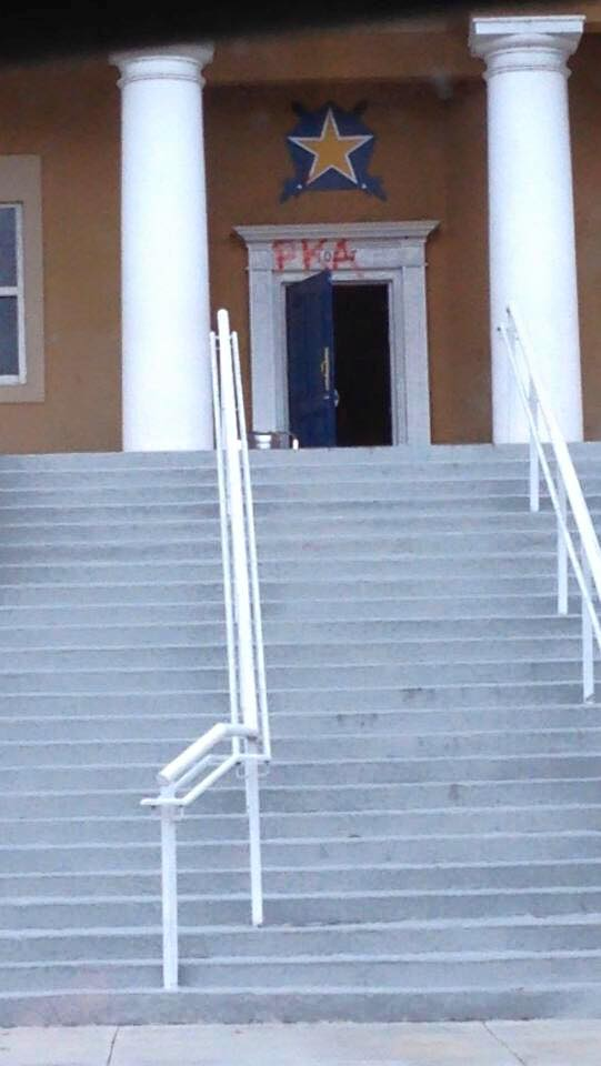 Reclaiming their house. TFM.