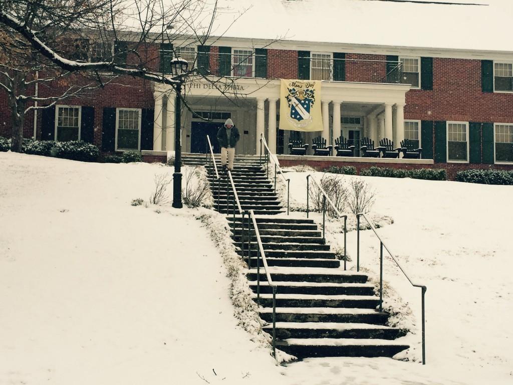 University of Arkansas Phi Delta Theta. TFM.