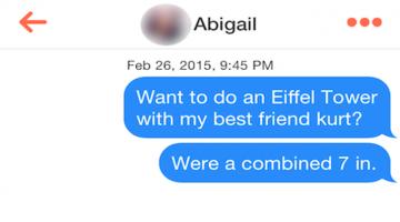 Ridiculous Tinder Pickup Lines, Part 34