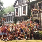 Illinois Phi Kappa Psi Circa 1983. TFM.