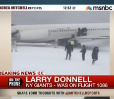 Guy Poses As Giants TE Larry Donnel To Prank Call MSNBC, Dops A FHRITP