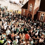 St. Patrick's Day at West Virginia Phi Sigma Kappa. TFM.