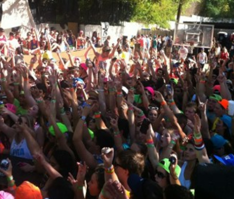 Your Frat Party Videos Are Ruining Frat Parties
