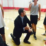 Suiting up and coaching your house's intramural team. TFM.
