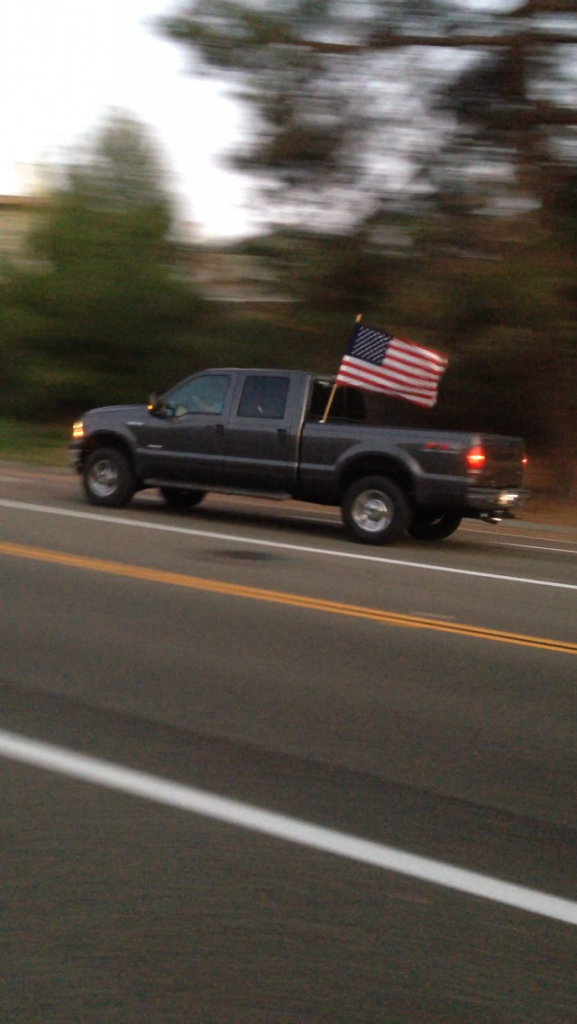 American truck and American pride. TFM.