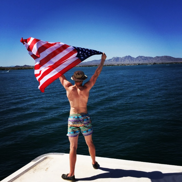 Letting the colors fly. TFM.