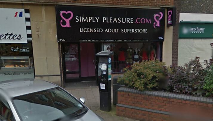 Police Are Searching For A Man Who Had Sex With A Fleshlight In A Sex Shop