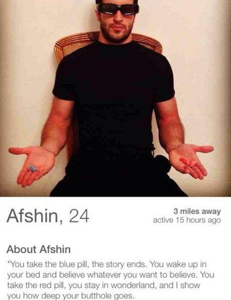 Afshin has serious butt game.