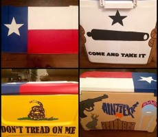 Texas coolers. TFM.