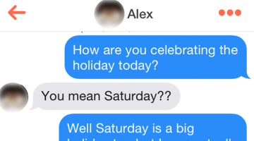 Ridiculous Tinder Lines, Part 30