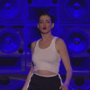 "Anne Hathaway Stripped Down And Got Crazy Sexual While Lip-Snycing ""Wrecking Ball"""