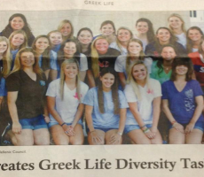 SMU Felt The Need To Create A Greek Life Diversity Task Force For Some Reason